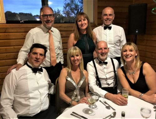 Spring Ball Raises £1,000 for Charity